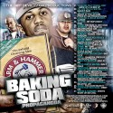 Baking Soda Propaganda mixtape cover art