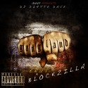 E-Nut & Blockzilla - Gangland C14 mixtape cover art