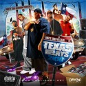 Texas Relays 2K10 mixtape cover art