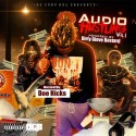 Audio Hustling mixtape cover art
