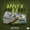 Big Swamp & Eli - Apply'n Pressure mixtape cover art