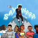 Cae Cartier - Sayonara mixtape cover art