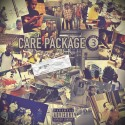 Cut Dog Music - Care Package 3 mixtape cover art