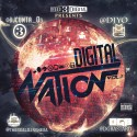 Digital Nation mixtape cover art