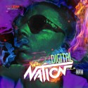 Digital Nation 3 mixtape cover art