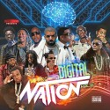 Digital Nation 5 mixtape cover art