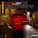 DMan - 2 Sides 2 Every Story mixtape cover art