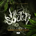 High Society (4/20 Edition) mixtape cover art
