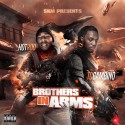 HotRod SKM & TC Gambino - Brothers In Arms mixtape cover art