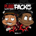 $.J.R & Flexx - Plugg Packz mixtape cover art