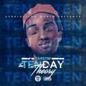 Kareem - The 10 Day Theory mixtape cover art