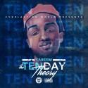 Kareem - The 10 Day Theory mixtape cover art