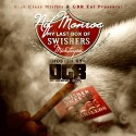 Nif Monroe - My Last Box Of Swishers mixtape cover art