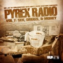 Pyrex Radio 7 (Sex, Drugs & Money) mixtape cover art