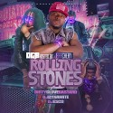 Rolling Stones (Hosted By Jeff Chery) mixtape cover art