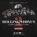 Rolling Stones 2 (Hosted By Jeff Chery) mixtape cover art
