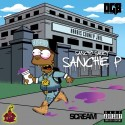 Sancho Saucy - Sanchie P mixtape cover art