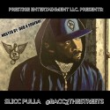 Slicc Pulla - #Bacc2TheStreets mixtape cover art