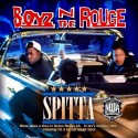 Spitta - Boyz N Tha Rouge mixtape cover art
