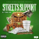Streets Support mixtape cover art