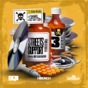 Streets Support 3 mixtape cover art