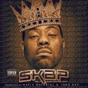 Supa King Big Pope - SKBP Vol. 1 mixtape cover art