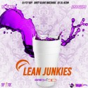 Yung Mazi & Jose Guapo - Lean Junkies mixtape cover art