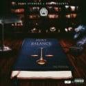 Yung Stonerz - Holy Balance mixtape cover art