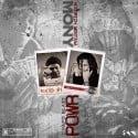 Chapo Blast & Hoodrich Montana - Mony & Powr mixtape cover art