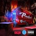 K Wonda - Product Of The Streets mixtape cover art