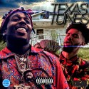 Texas Tunes mixtape cover art