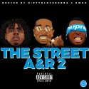 The Street A&R 2 mixtape cover art