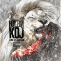 Korleon - KOJ (King Of Jackson) mixtape cover art