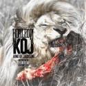 Korleon - KOJ (King Of Jackson) mixtape cover art