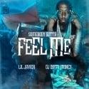 Lil Javier - Somebody Gotta Feel Me mixtape cover art