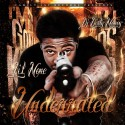 Lil Mone - UnderRated mixtape cover art