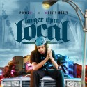 Poonie P - Larger Than Local mixtape cover art