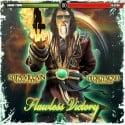 Supa Villain - Flawless Victory mixtape cover art