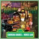Supa Villain & Critic - Purp & Burnie (Carrera Shades & Horse Laid) mixtape cover art