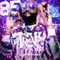 Trap N RnB 85 (Hosted By Rick Ross) mixtape cover art