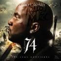 Trapboi Muzic 74 mixtape cover art