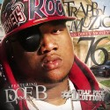 Trapboi Muzic 76 (Hosted By Doe B) mixtape cover art