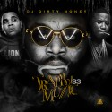 Trapboi Muzic 83 (Rick Ross Edition) mixtape cover art