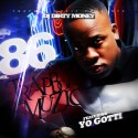 Trapboi Muzic 86 (Yo Gotti Edition) mixtape cover art