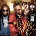 Trapboi Muzic 94 mixtape cover art