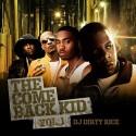 The Come Back Kid, Vol. 1 mixtape cover art