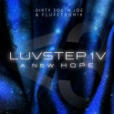Luvstep IV (A New Hope) mixtape cover art