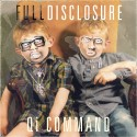 Qi Command - Full Disclosure mixtape cover art