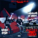Avenue Major & Knuckles Da Great - Enemiez Of The State mixtape cover art