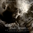 Big-B - Smoke Session 2.0 mixtape cover art
